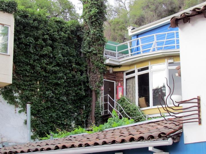 casa museo la chascona pablo neruda santiago chile