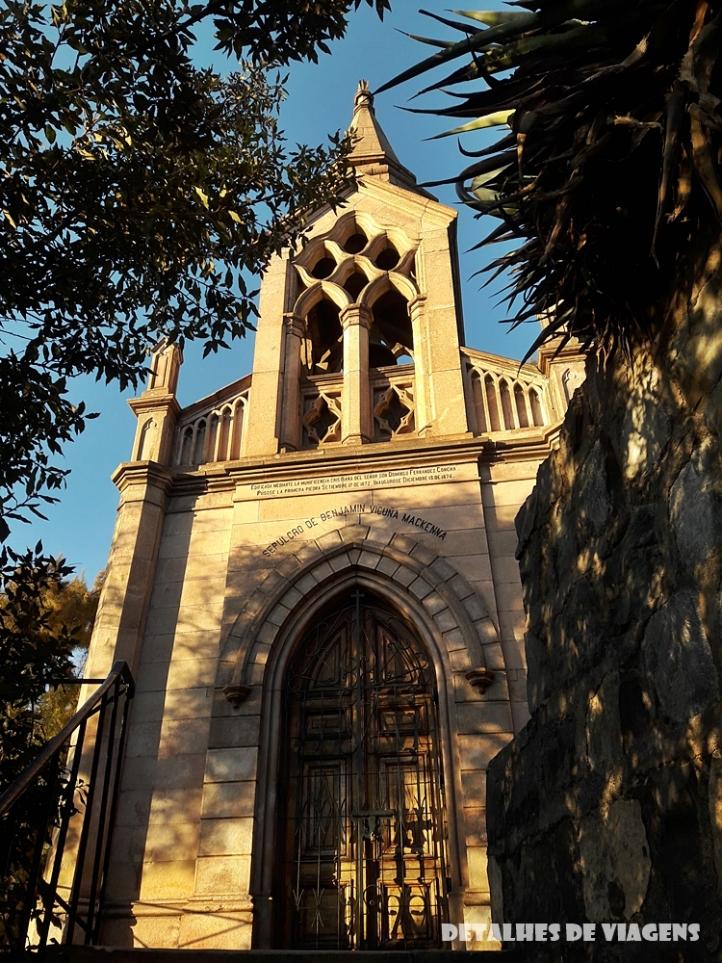 cerro santa lucia capela santiago centro pontos turisticos bairro lastarria o que fazer santiago relatos viagem
