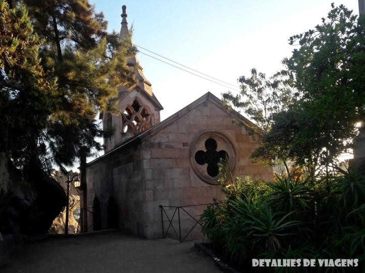 cerro santa lucia capela Vicuña Mackenna santiago centro pontos turisticos bairro lastarria o que fazer santiago relatos viagem