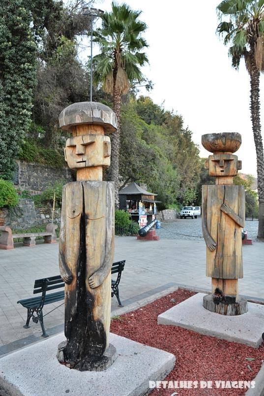 cerro santa lucia santiago centro pontos turisticos bairro lastarria o que fazer santiago relatos viagem 17