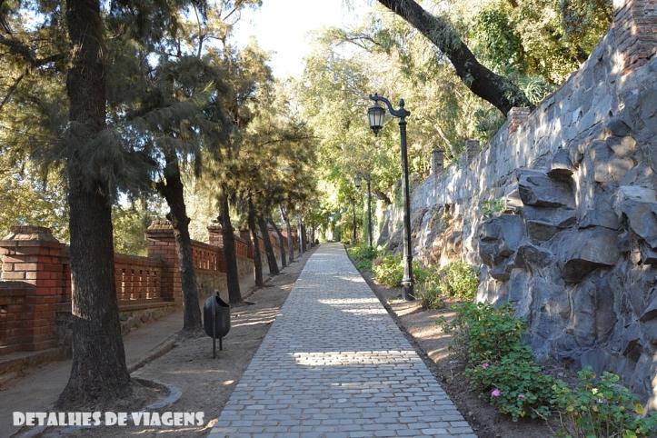 cerro santa lucia santiago centro pontos turisticos bairro lastarria o que fazer santiago relatos viagem 6.JPG