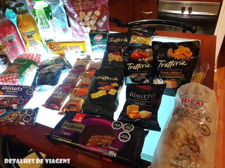 compras supermercado santiago chile