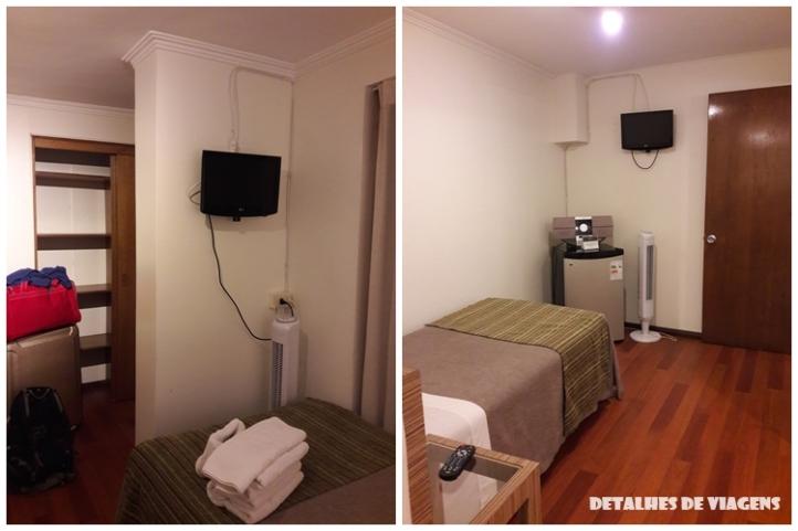 hotel providencia santiago onde ficar relatos de viagem 3