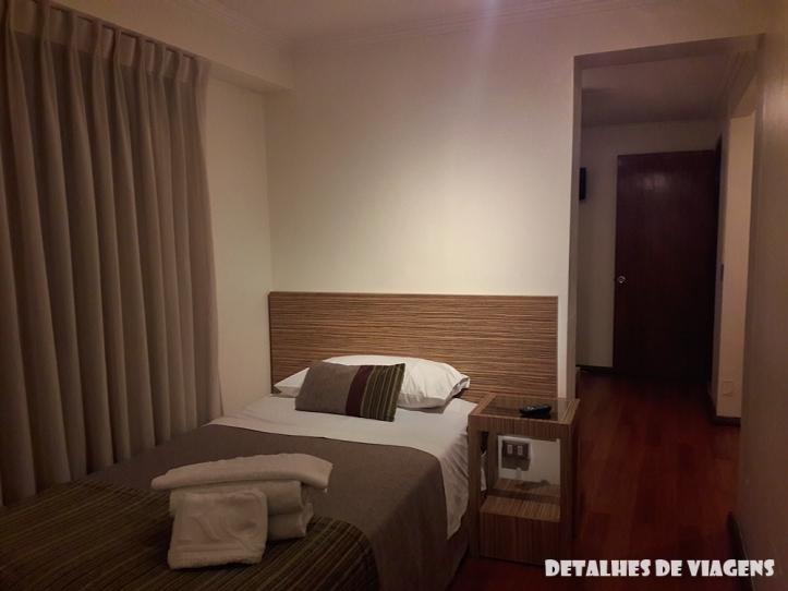 hotel providencia santiago onde ficar relatos de viagem