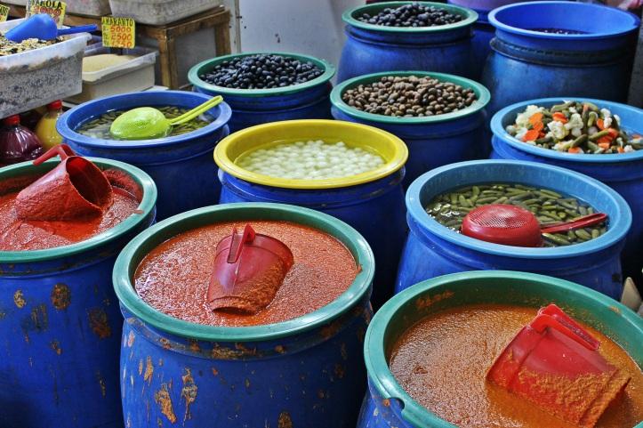 mercado central santiago chile 7
