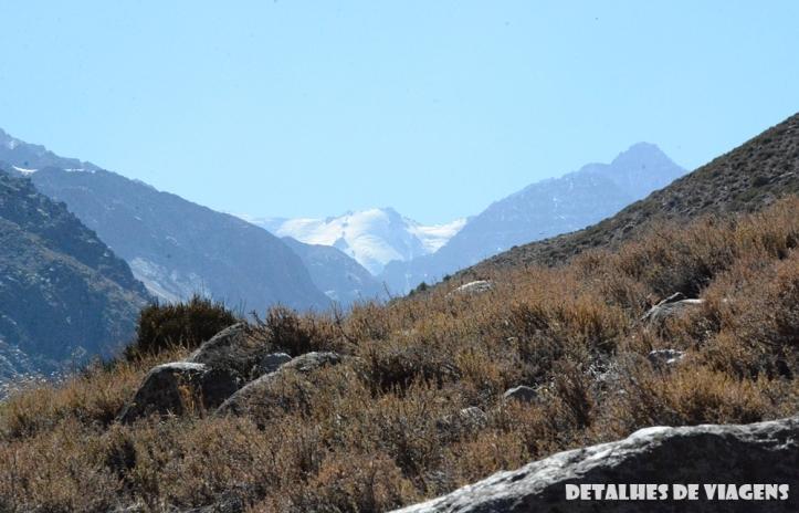 parque cordillera yerba loca glaciar la paloma trilha trekking caminhada natureza santiago o que fazer relatos viagem