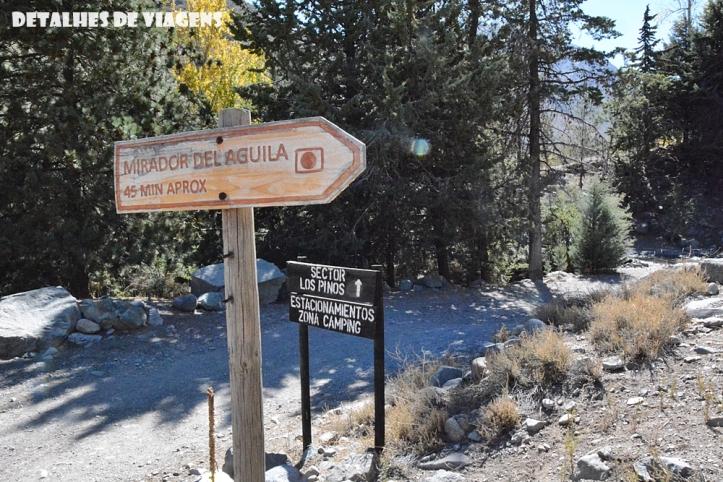 parque cordillera yerba loca mirador mirante trilha trekking caminhada natureza santiago o que fazer relatos viagem