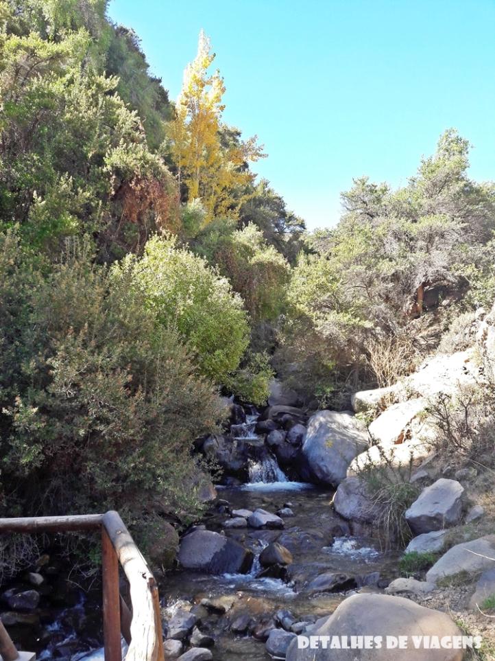 parque cordillera yerba loca rio trilha trekking caminhada natureza santiago o que fazer relatos viagem (4)