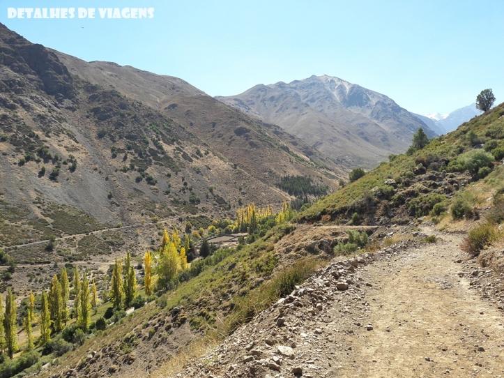 parque cordillera yerba loca rio trilha trekking caminhada natureza santiago o que fazer relatos viagem (7)