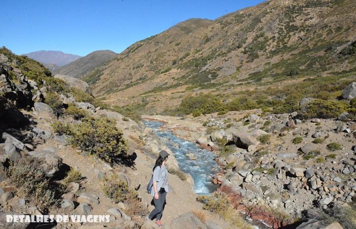 parque cordillera yerba loca rio trilha trekking caminhada natureza santiago o que fazer relatos viagem