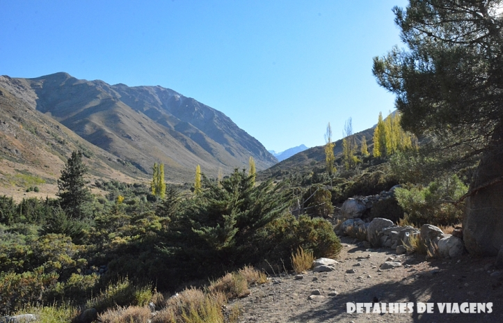parque cordillera yerba loca trilha trekking caminhada natureza santiago o que fazer relatos viagem 4
