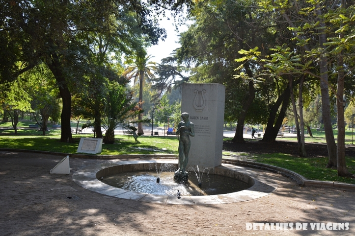 parque florestal centro santiago  chile pontos turisticos o que visitar relatos viagem 3.JPG