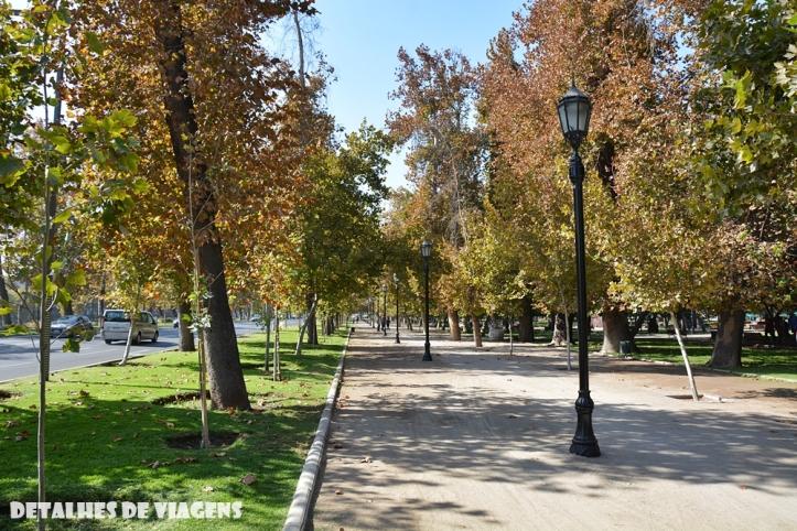 parque florestal centro santiago  chile pontos turisticos o que visitar relatos viagem 4.JPG