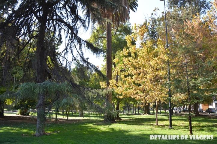 parque florestal centro santiago  chile pontos turisticos o que visitar relatos viagem.JPG