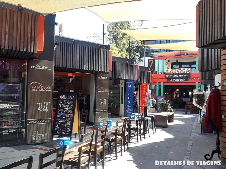 patio bellavista santiago chile restaurantes bares lojas vida noturna pontos turisticos o que visitar onde comer relatos viagem