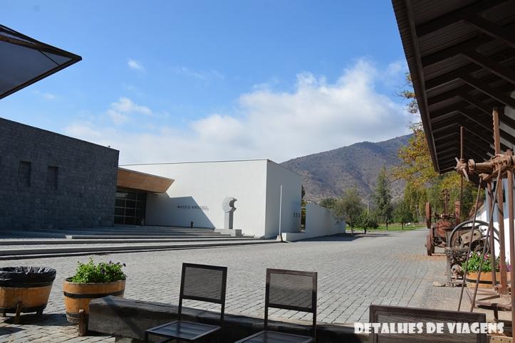 vinicola santa rita museo andino pontos turisticos santiago chile o que fazer relatos viagem