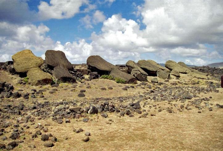 ahu vaihu moai ilha de pascoa roteiro o que fazer pontos turisticos relatos viagem.JPG