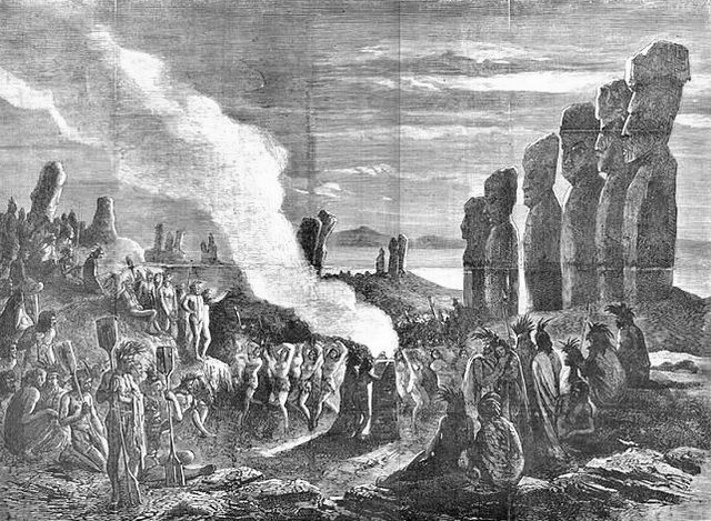 historia ilha de pascoa