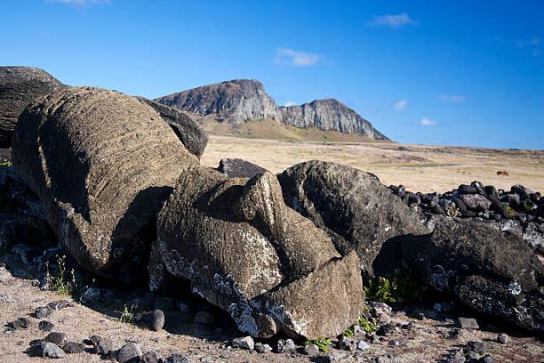 ilha de pascoa sitios arqueologicos