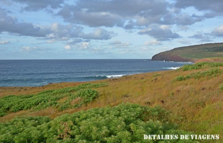 litoral ilha de pascoa roteiro relatos de viagem