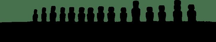 moai ilha de pascoa rapa nui