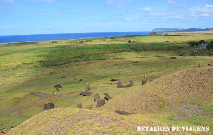 rano raraku moai ilha de pascoa roteiro relatos viagem 2