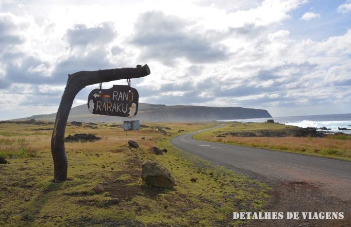 rano raraku vulcao ilha de pascoa fabrica moai relatos viagem rapa nui