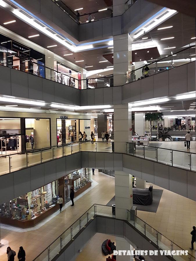 shopping costanera center santiago o que fazer relatos viagem