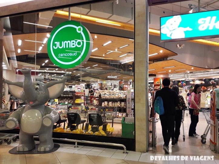 supermercado jumbo costanera center santiago