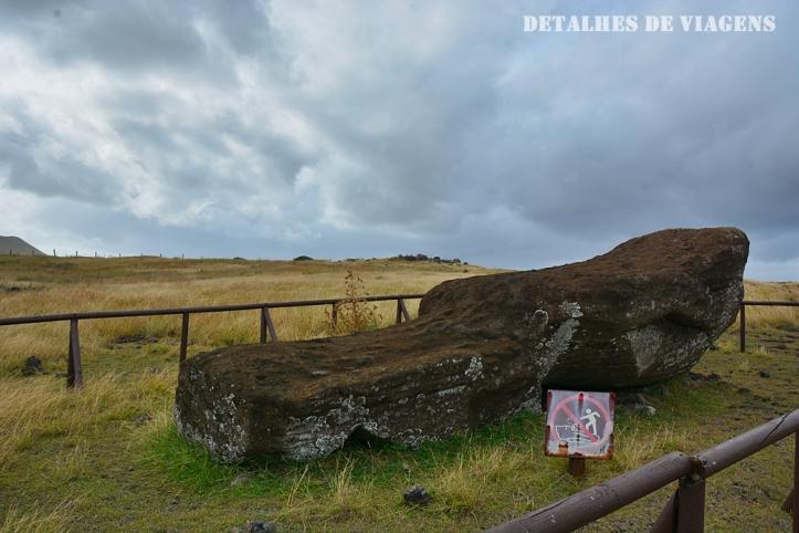 Te Ara O Te Moai ilha de pascoa roteiro pontos turisticos atracoes relatos viagem 2