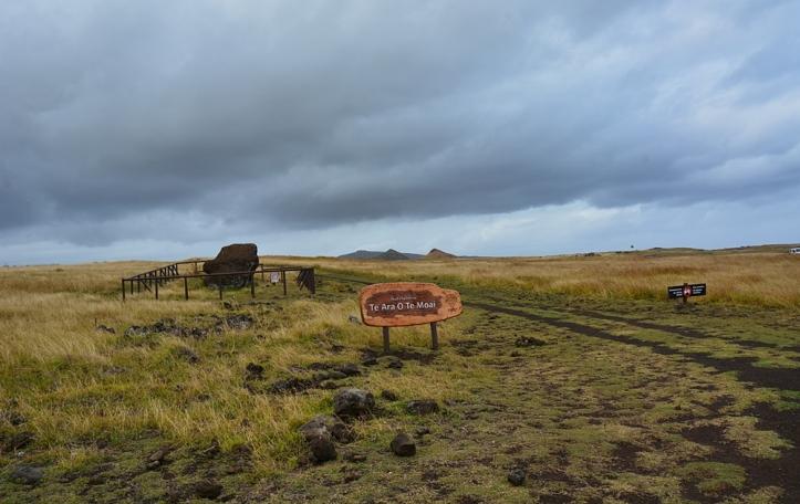 Te Ara O Te Moai ilha de pascoa roteiro pontos turisticos atracoes relatos viagem
