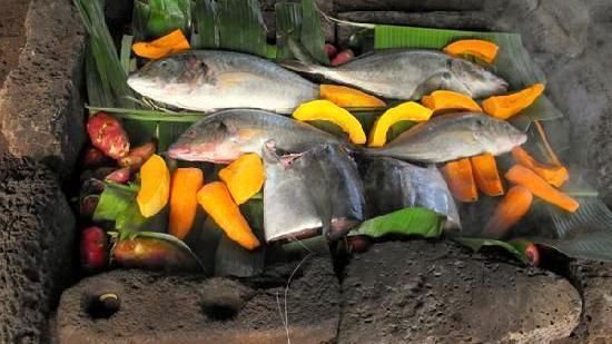 umu comida-tipica-ilha de pascoa